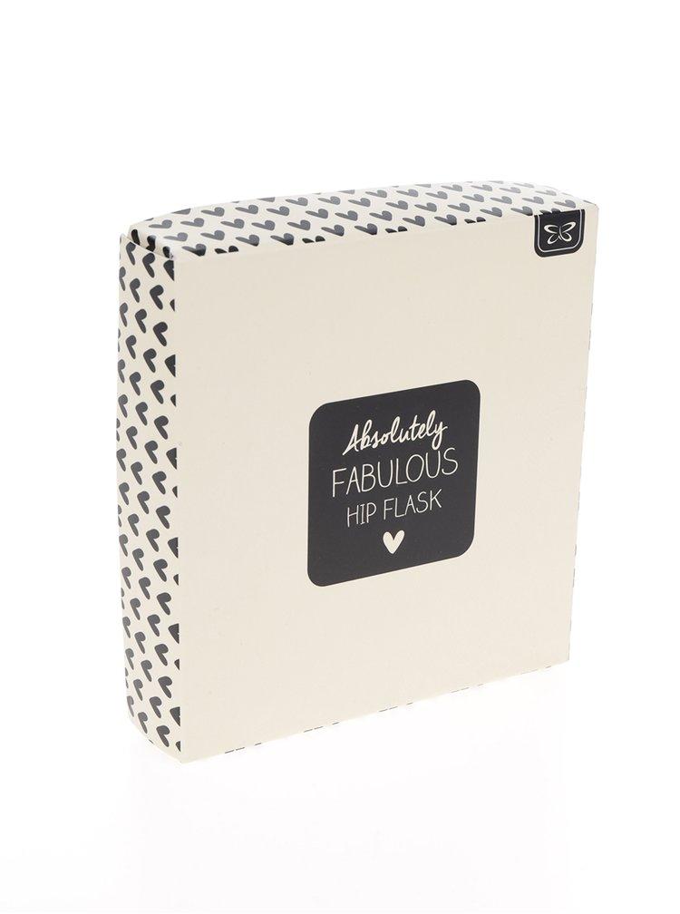 Krémová placatka v dárkové krabičce CGB Happy hour