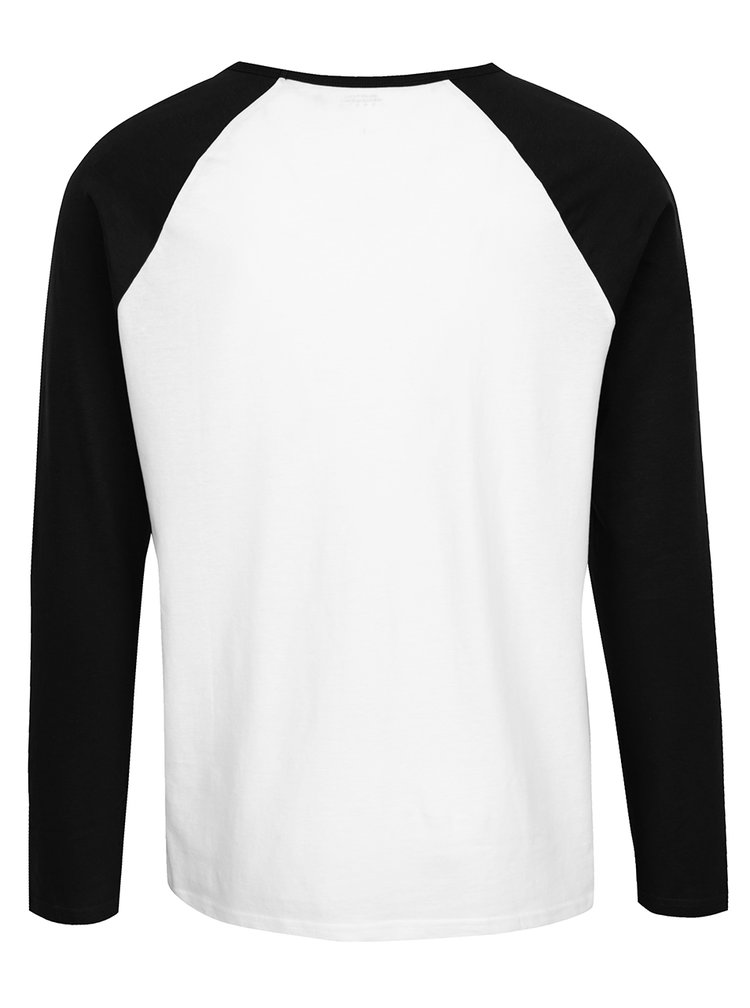 Bluză negru&alb Burton Menswear London