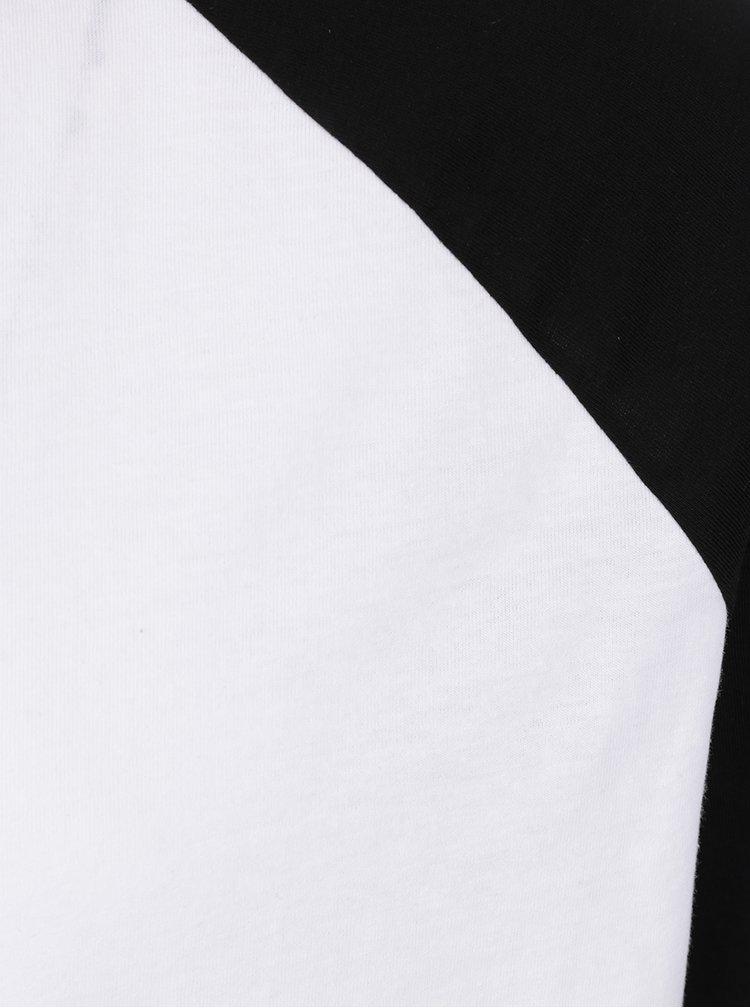 Bluza negru&alb Burton Menswear London