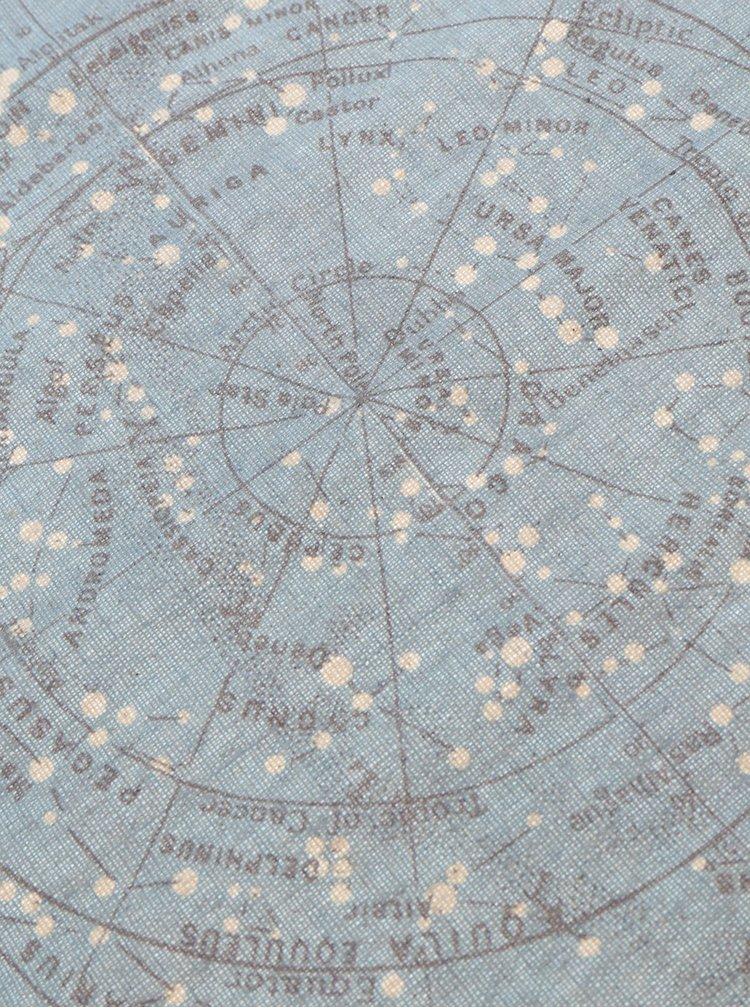 Závěsné plátno na zeď s potiskem souhvězdí Sass & Belle Star Constellations