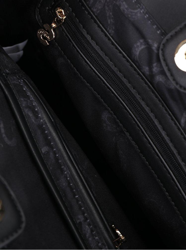 Krémová vzorovaná kabelka 3v1 Desigual Florida Ava