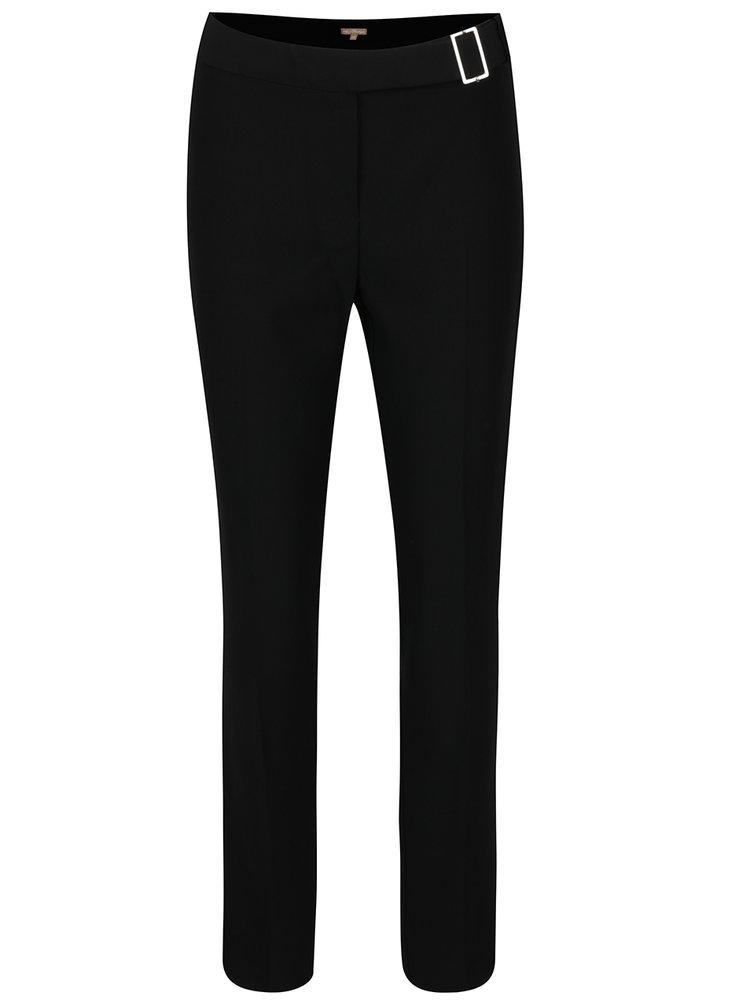 Černé dámské formální kalhoty M&Co