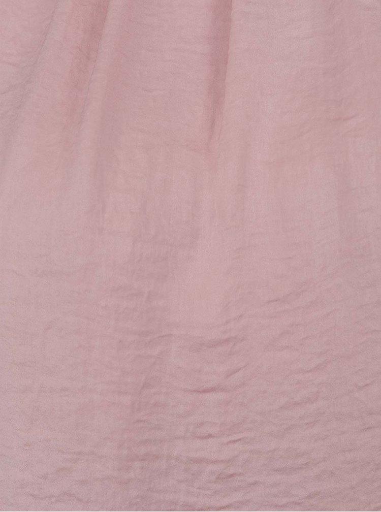 Top roz pudrat Dorothy Perkins cu aplicații