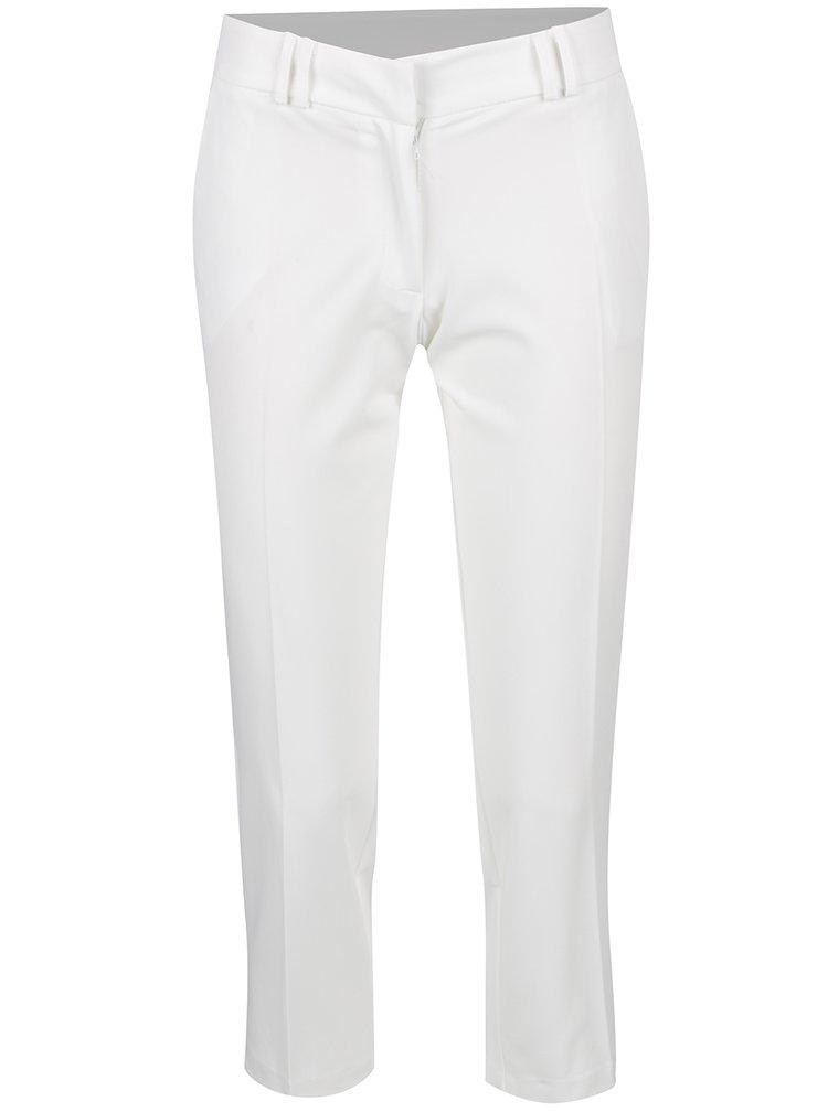 Bílé kalhoty Dorothy Perkins Petite
