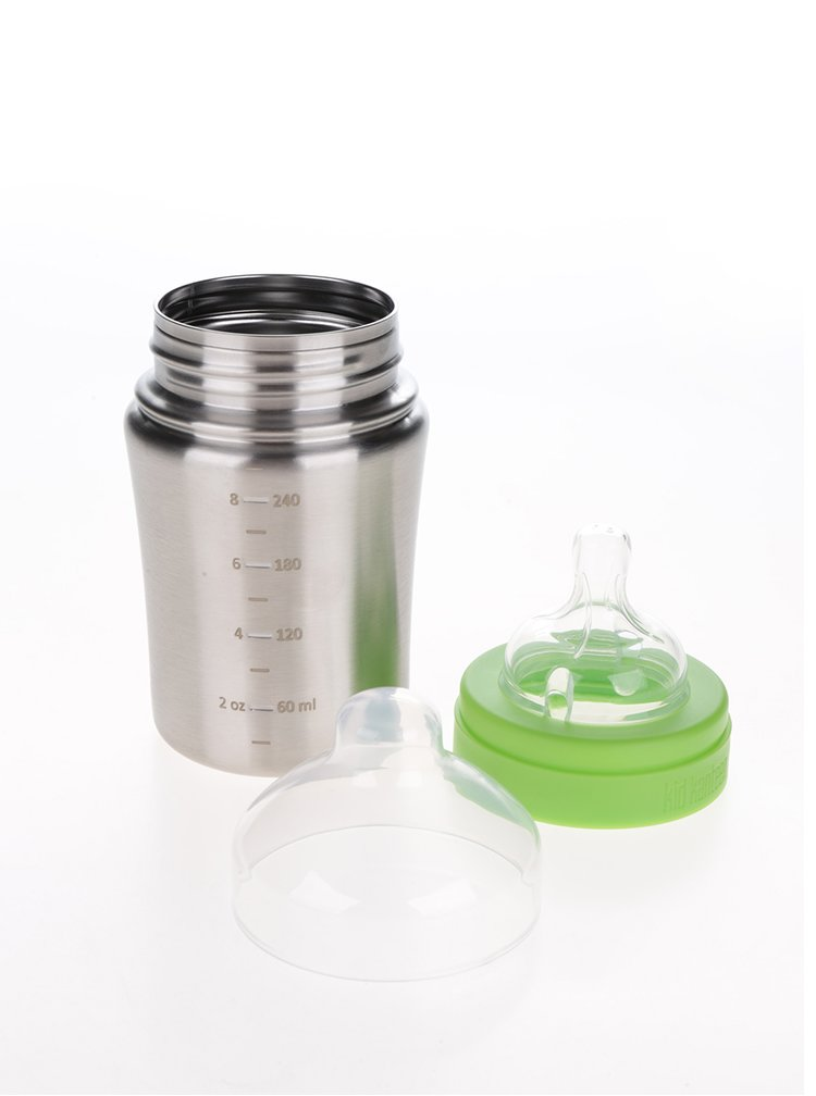 Biberon fără BPA  Klean Kanteen KidBaby 267 ml