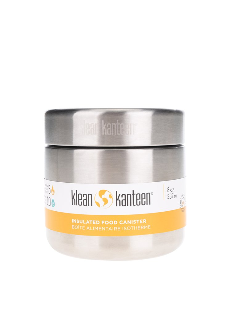 Recipient termos mic pentru mâncare  Klean Kanteen Canister 237 ml
