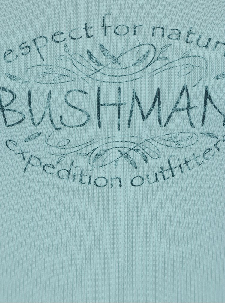 Maiou bleu BUSHMAN Jessie