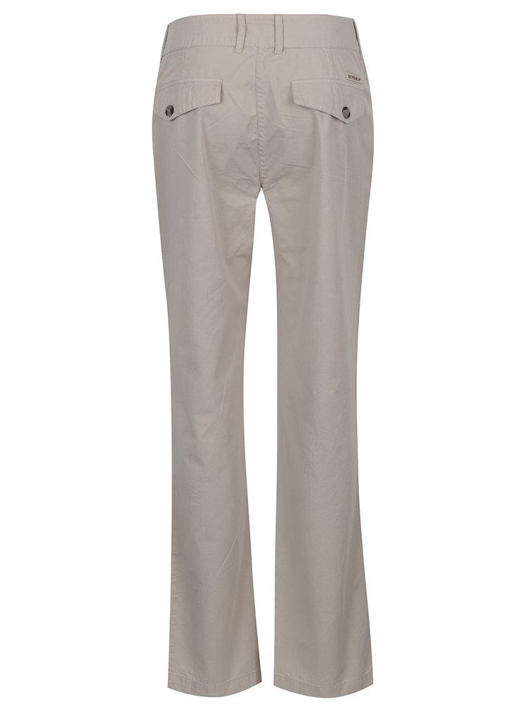 Pantaloni crem BUSHMAN Eunice