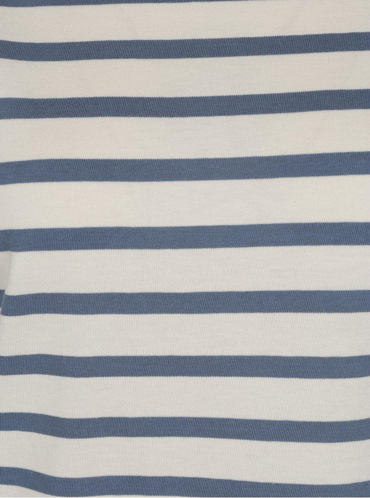 Bluză crem & albastru BUSHMAN Sailora