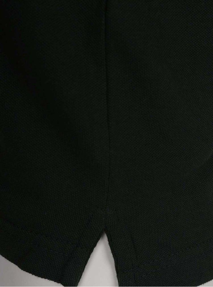Tricou polo verde închis JP 1880