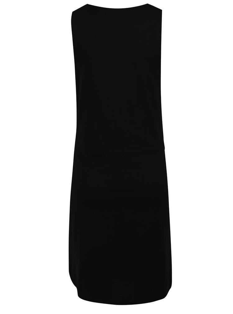 Černé šaty s kapsami ONLY May