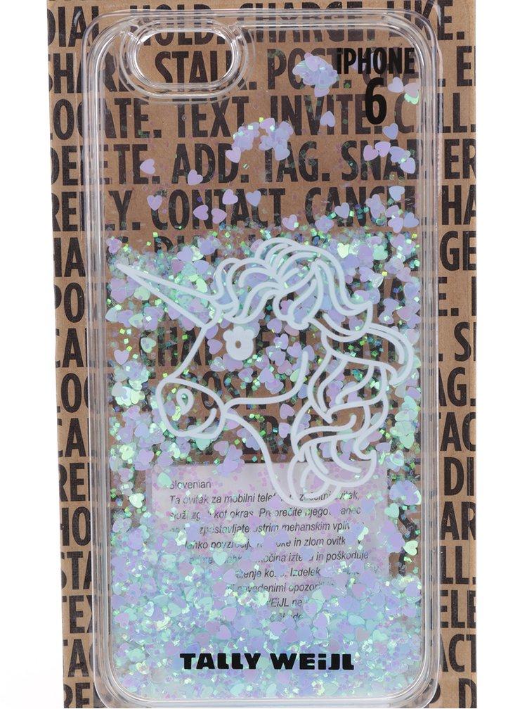 Husa telefon transparenta TALLY WEiJL Iphone 6