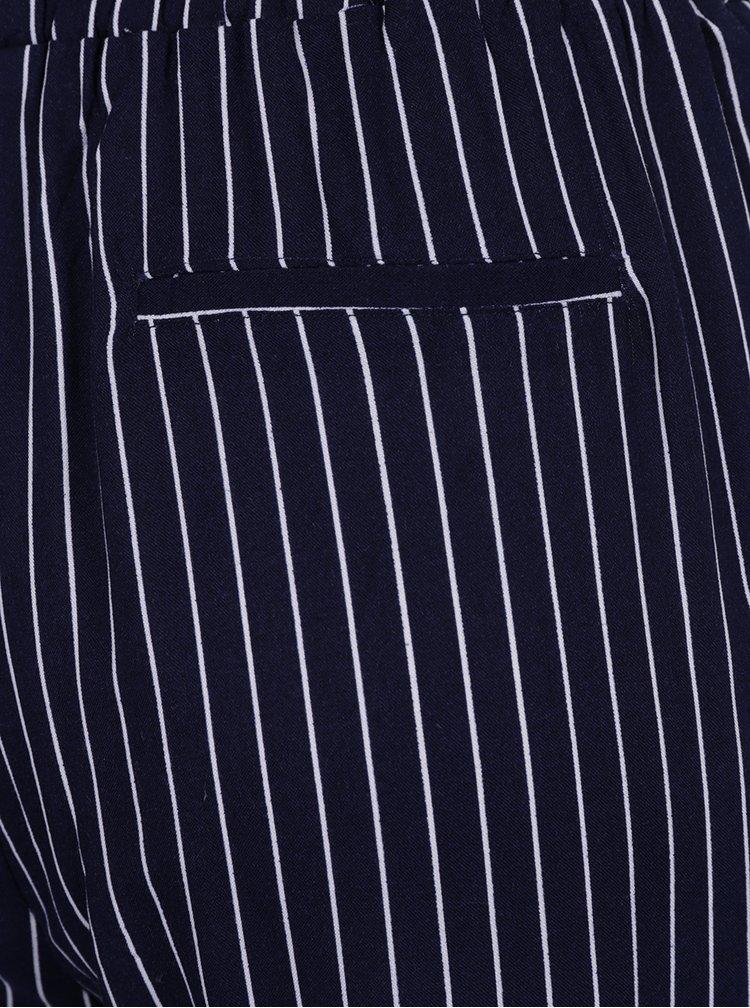 Pantoni albastru & alb TALLY WEiJL imprimeu dungi