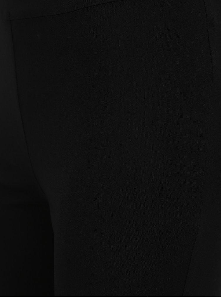 Černé elastické skinny kalhoty Dorothy Perkins