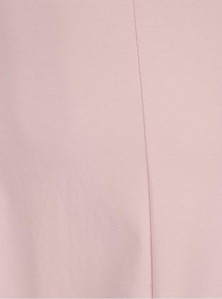 Rochie scurta roz ZOOT