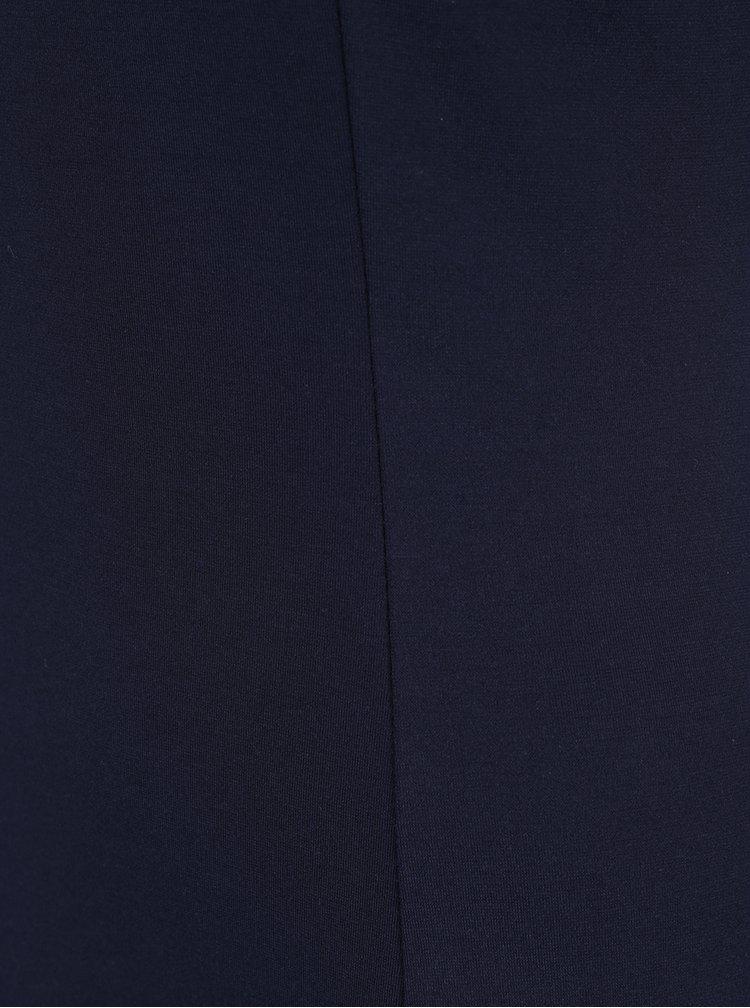 Rochie midi bleumarin ZOOT