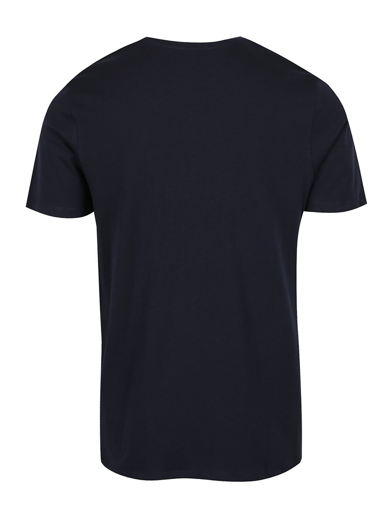 Tricou belumarin cu print Jack & Jones Concept