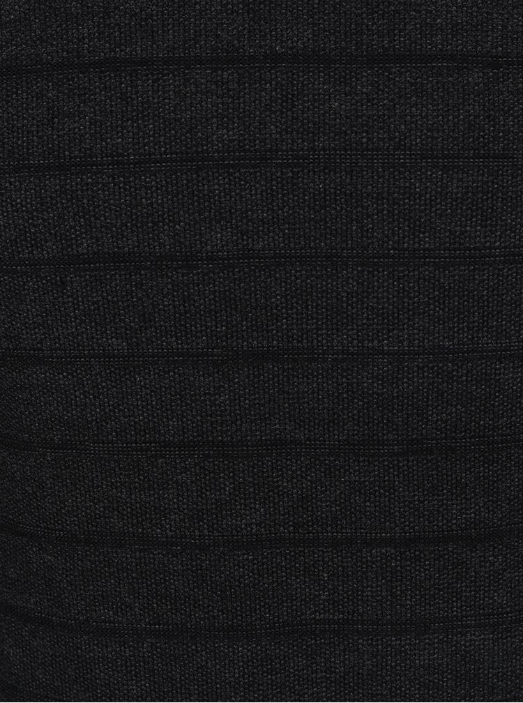 Tmavě šedý svetr Jack & Jones Romero