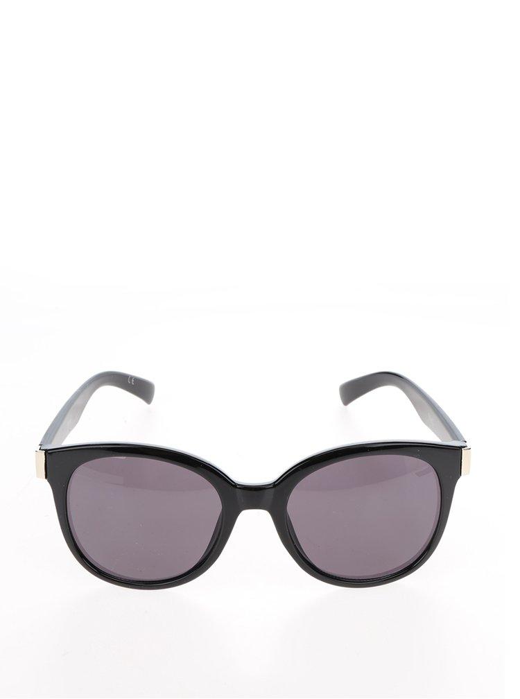 Ochelari de soare negri pentru femei Nalí