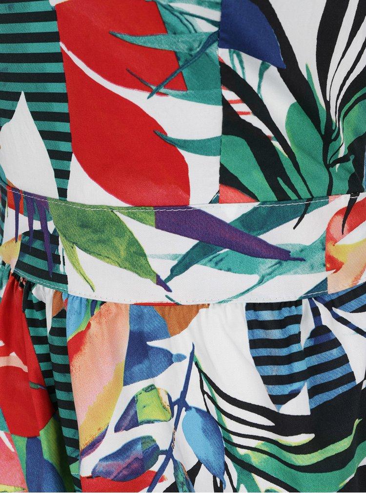 Rochie midi cu print floral ZOOT