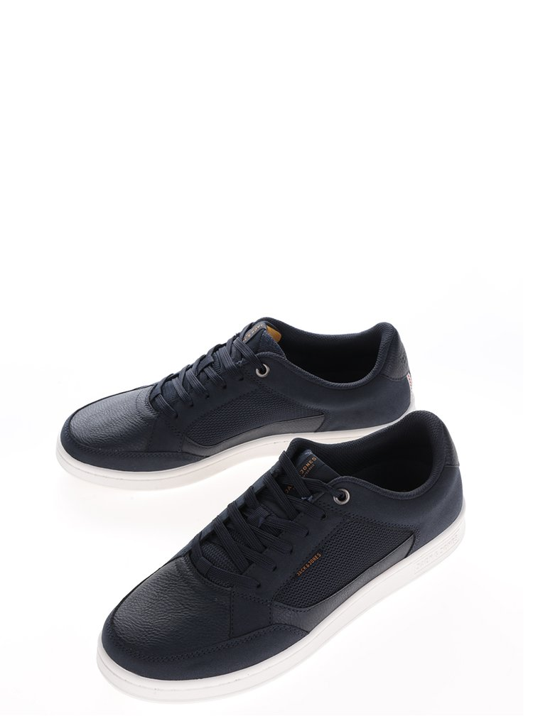 Pantofi sport bleumarin Jack & Jones  Max Mixed