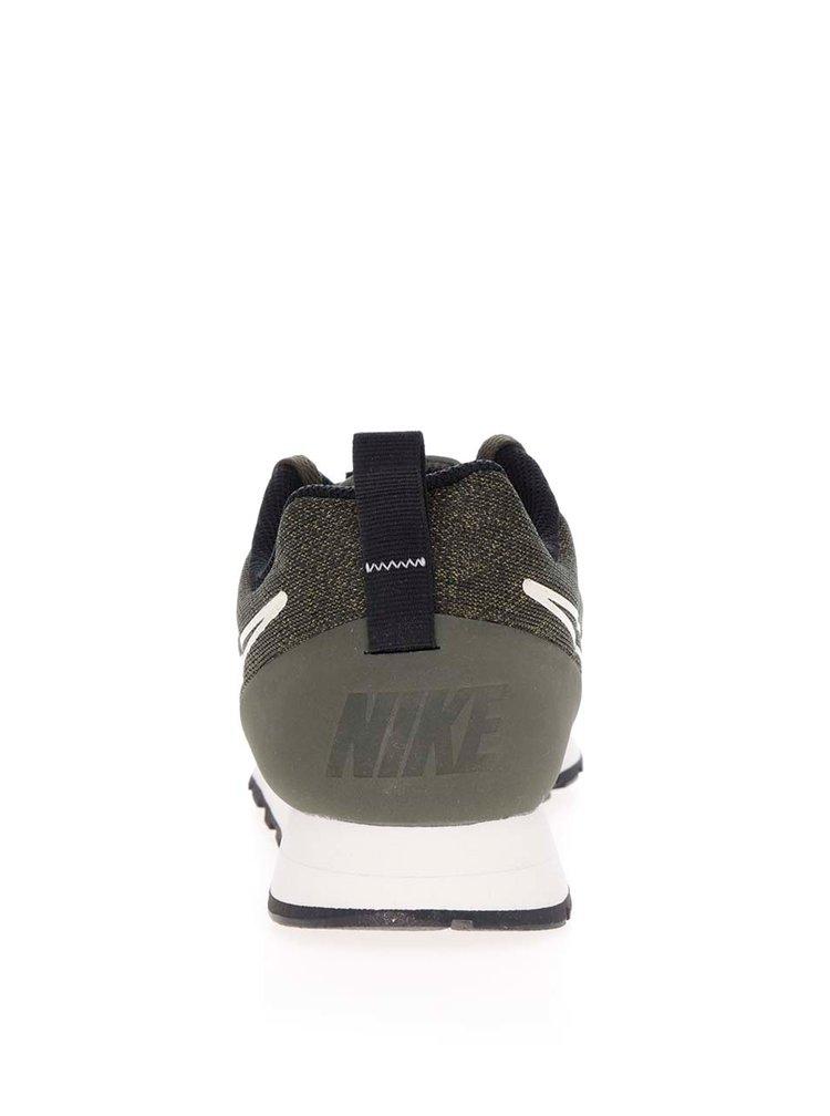 Pantofi sport verzi pentru barbati Nike MD runner 2