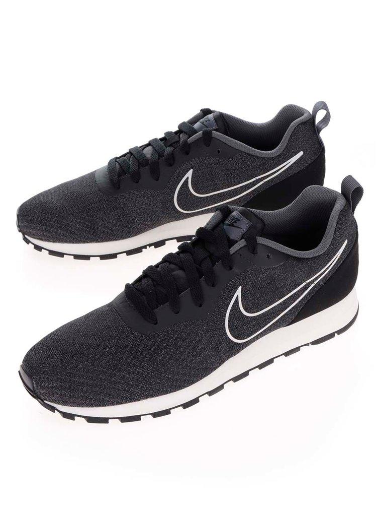 Pantofi sport gri pentru bărbați Nike MD runner 2