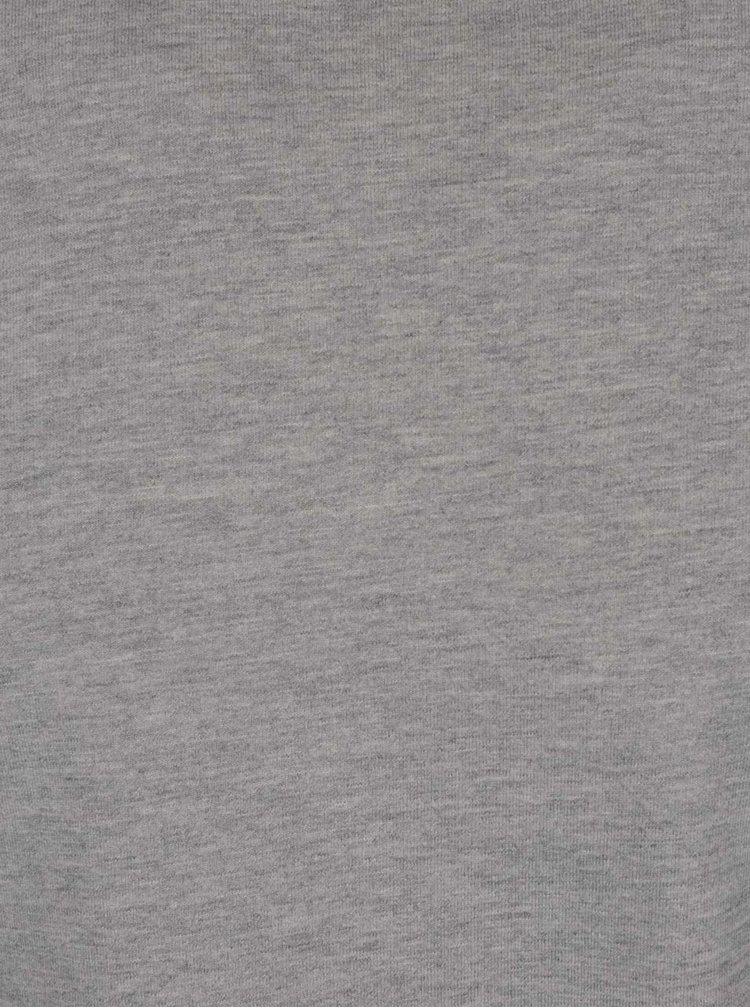 Světle šedá lehká mikina ONLY & SONS Vana
