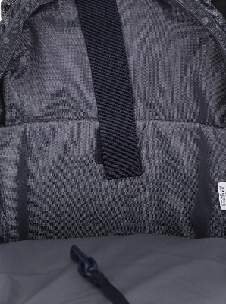 Rucsac gri cu imprimeu pentru laptop Eastpak Floid 16 l