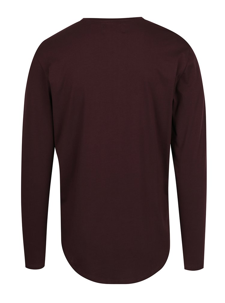 Bluza rosu burgundy ONLY & SONS Matt