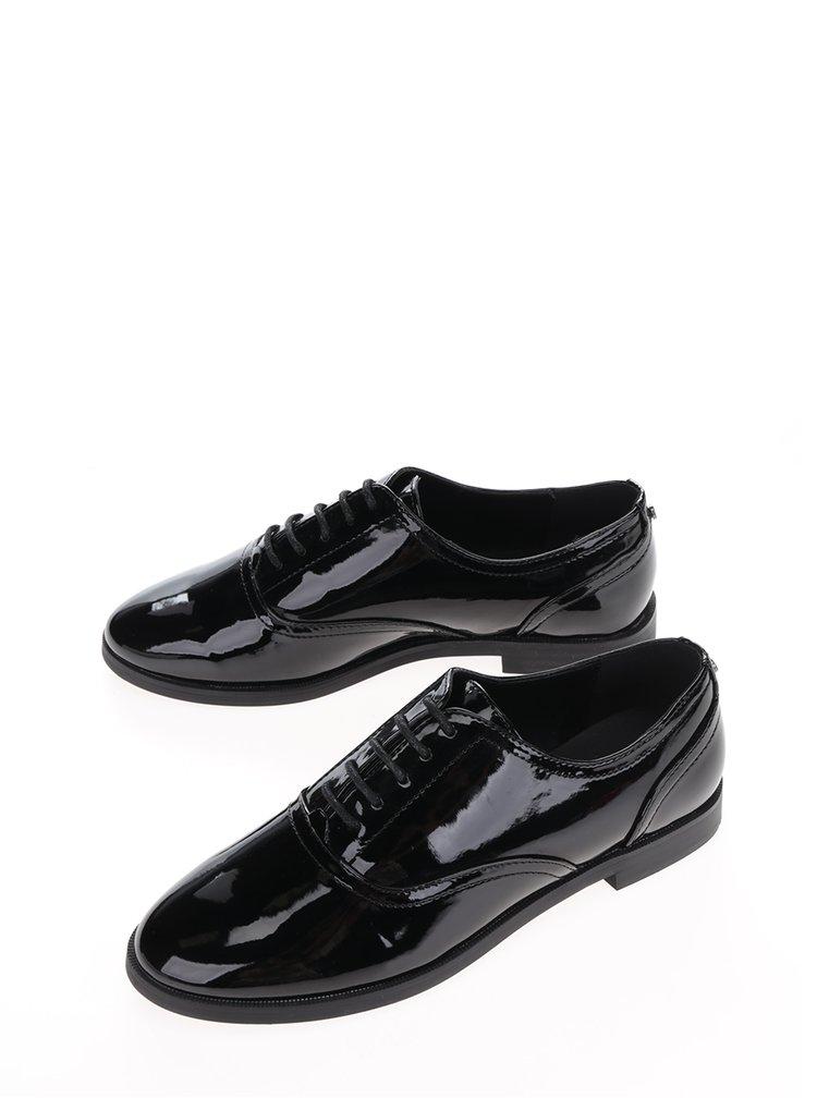 Pantofi negri de lac ONLY Tango