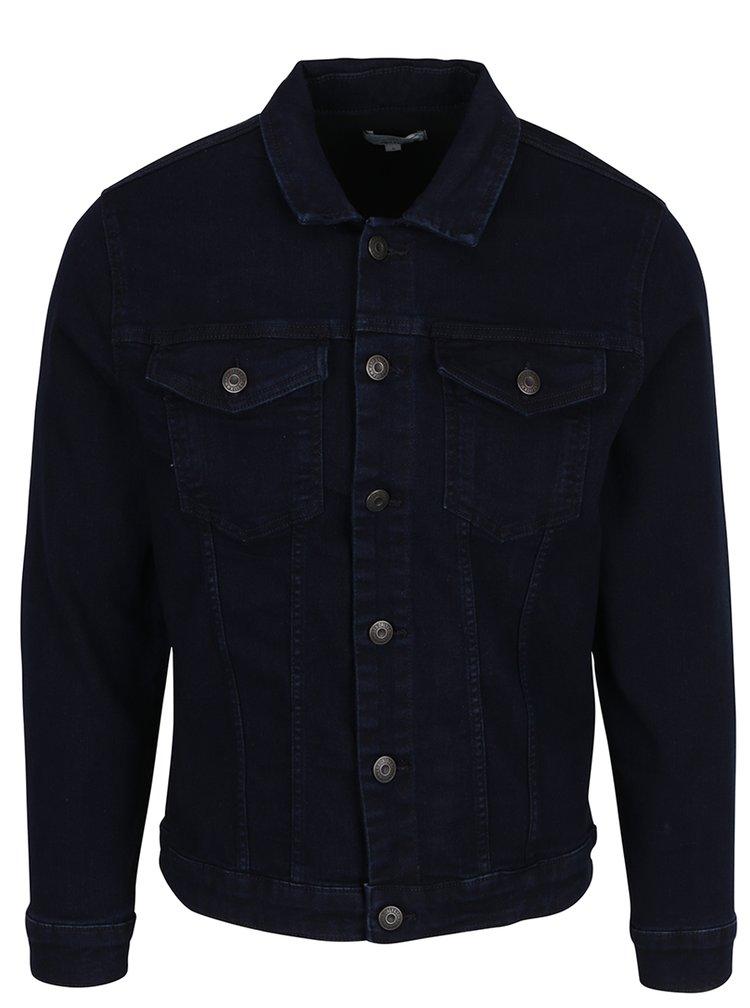 Tmavě modrá džínová bunda ONLY & SONS Chris