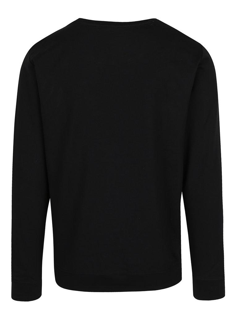 Bluză neagră ONLY & SONS Vill