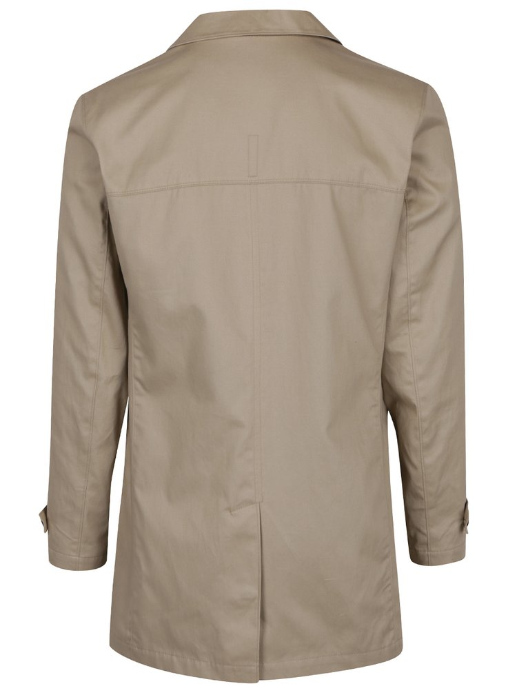 Béžový lehký kabát Selected Homme York