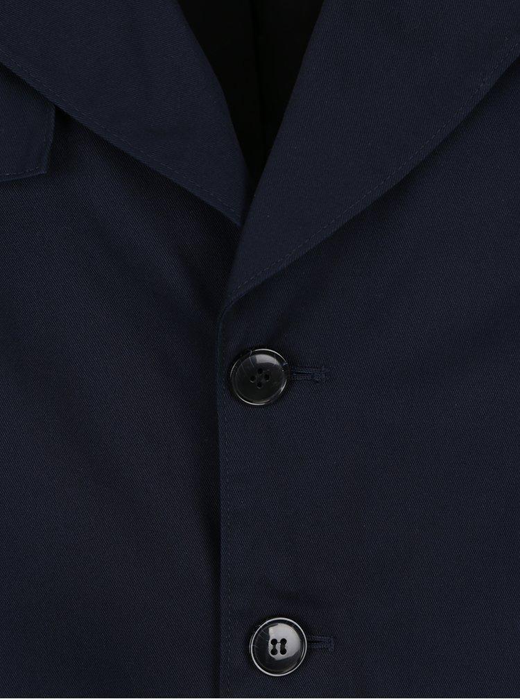 Trenci bleumarin Selected Homme York