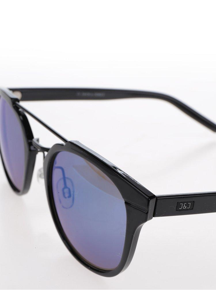 Černé sluneční brýle Jack & Jones Trend II.
