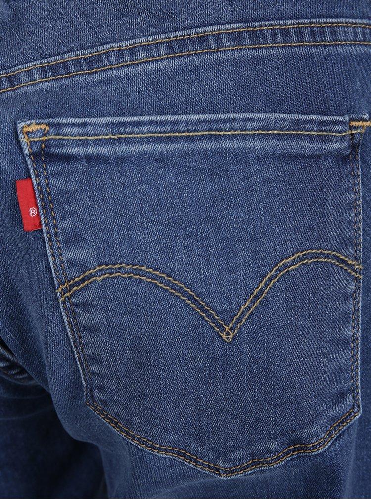 Modré dámské straight džíny Levi's® 714