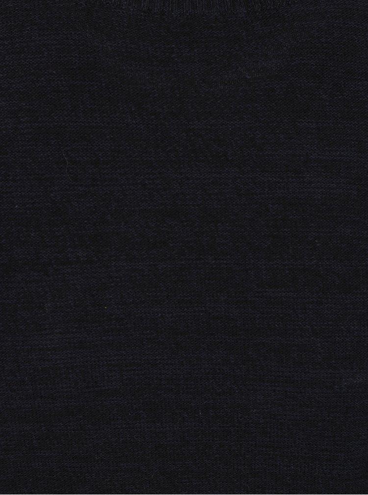 Pulover bleumarin Jack & Jones Blend