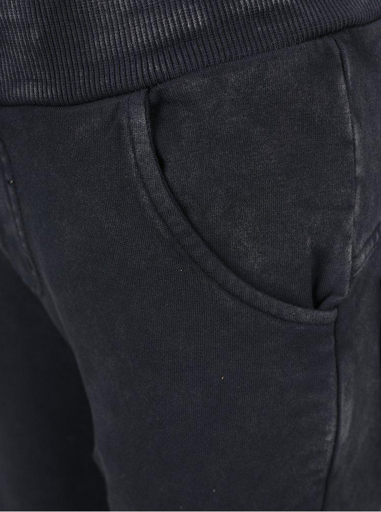 Černé klučičí tepláky s kapsami Name it David
