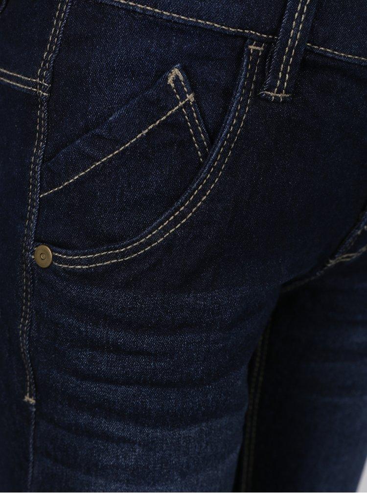 Tmavě modré klučičí džíny Name it Alex