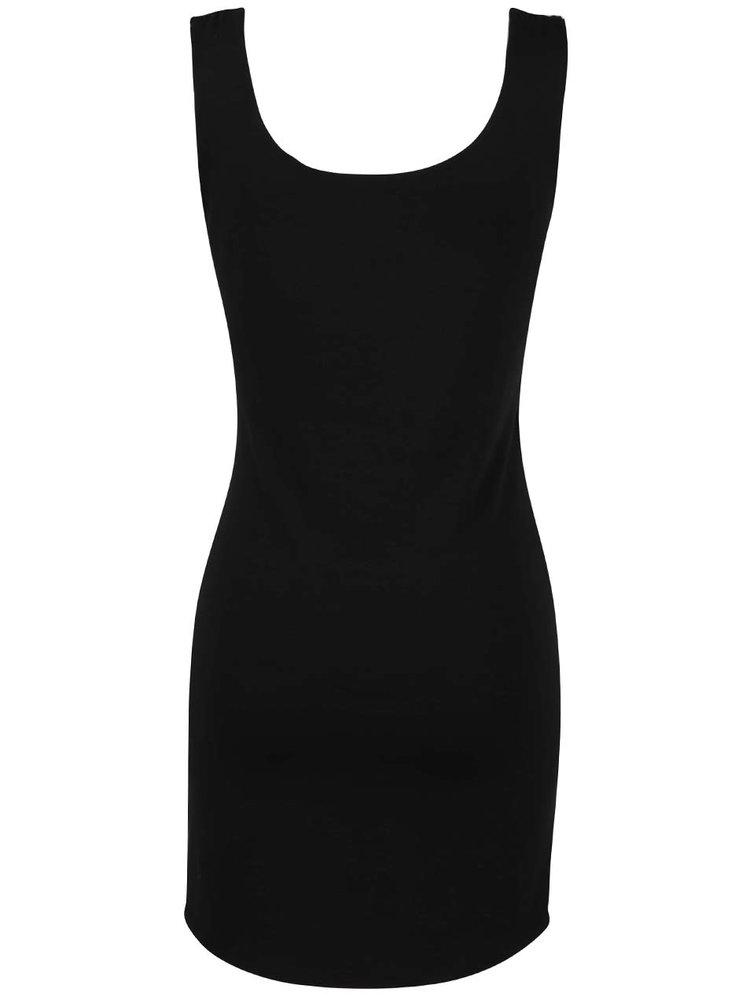 Černé šaty ZOOT