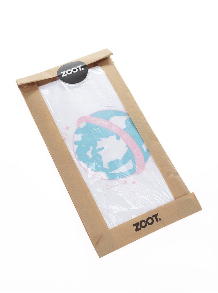 Tricou alb pentru femei ZOOT Original