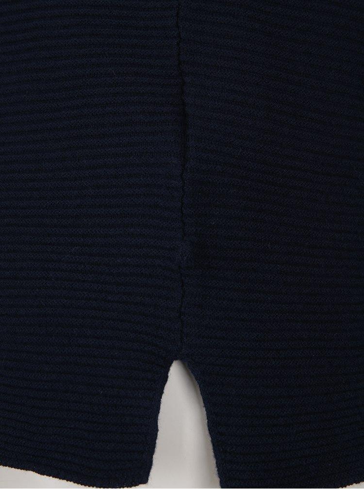 Tmavě modrý svetr VERO MODA Anna