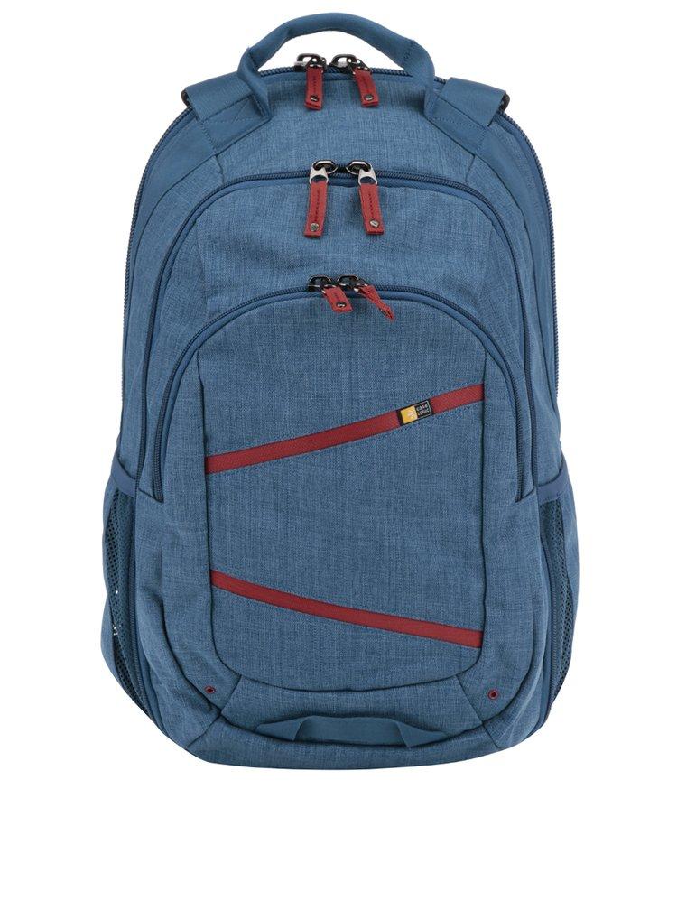 Rucsac albastru pentru laptop Case Logic Berkeley 29 l