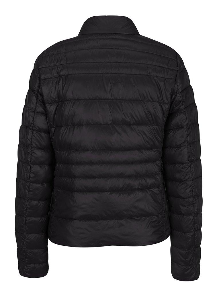 Černá prošívaná bunda VERO MODA Allegra