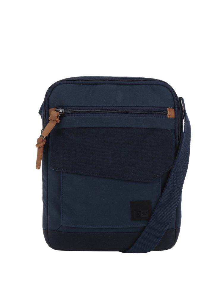 Modrá pánská crossbody taška na tablet Case Logic LoDo