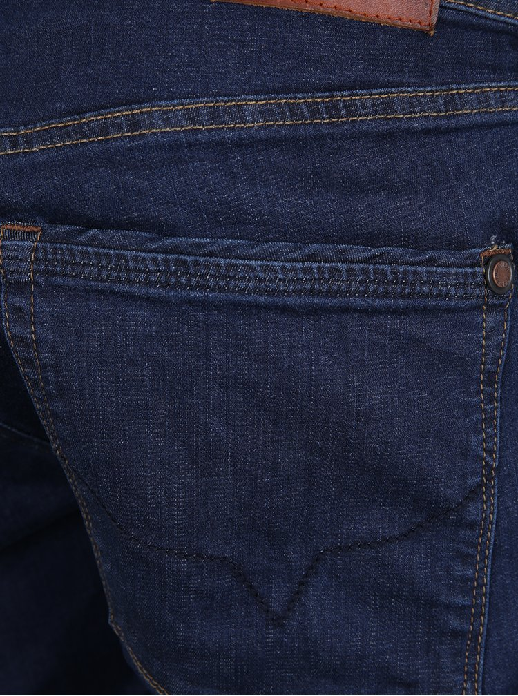 Blugi bleumarin pentru barbati - Pepe Jeans Stanley