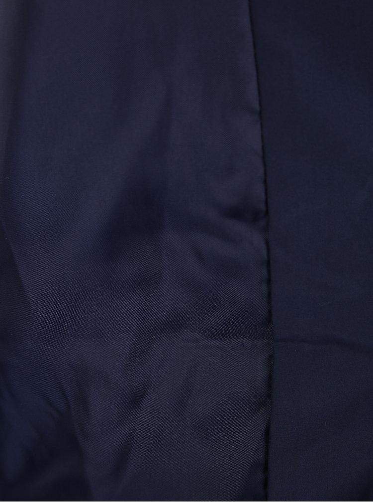 Geacă matlasată bleumarin Tom Joule pentru fete