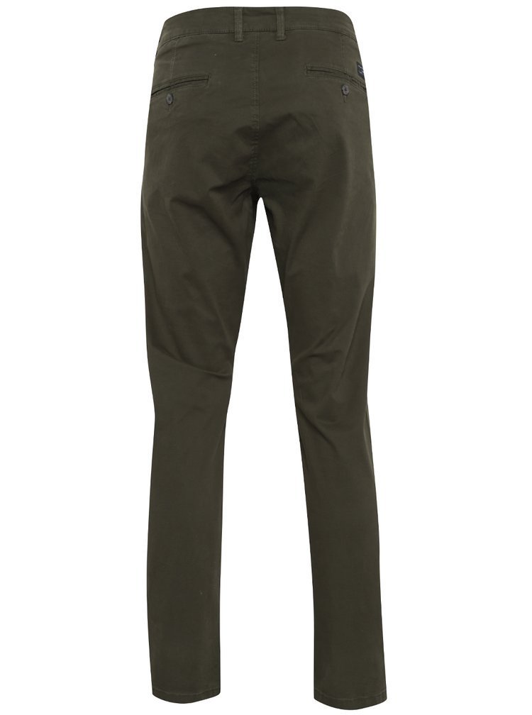 Pantaloni kaki chino Selected Homme Three Paris