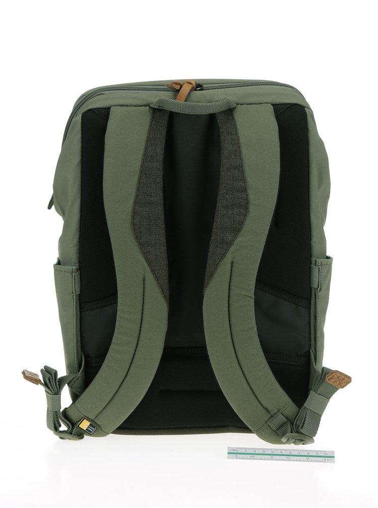Zelený batoh Case Logic LoDo 21 l